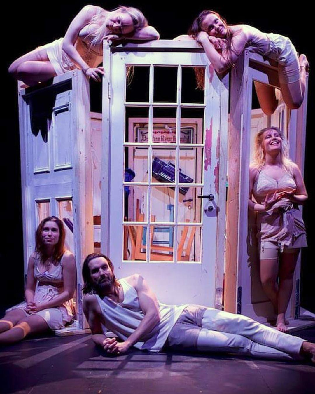 RaTaTam Theatre – Suss!